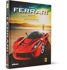TeNeues The Ferrari Book Hardcover Book