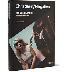 Rizzoli Chris Stein / Negative: Me, Blondie, And The Advent Of Punk Hardcover Book