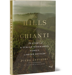 Rizzoli The Hills of Chianti: The Story of a Tuscan Winemaking Family, in Seven Bottles Hardcover Book