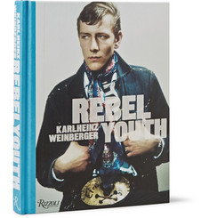 Rizzoli Rebel Youth: Karlheinz Weinberger Hardcover Book