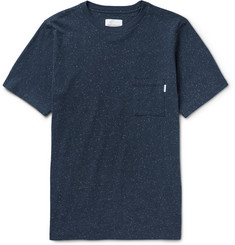 Saturdays Surf NYC Randall Slub Cotton-Jersey T-Shirt