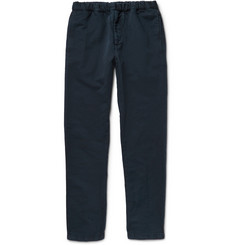 NN.07 Justin Linen and Cotton-Blend Trousers