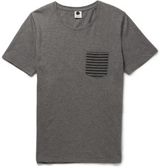 NN.07 Todd Mélange Cotton T-Shirt