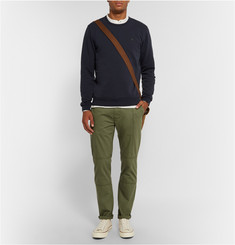 NN.07 Luke Cotton-Jersey Sweater