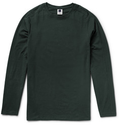 NN.07 Slim-Fit Pima Cotton-Blend Jersey T-Shirt