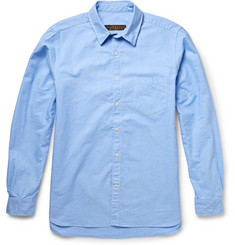 Freemans Sporting Club Cotton Oxford Shirt