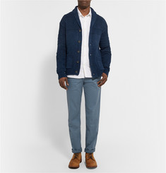 Freemans Sporting Club Winchester Cotton-Canvas Chinos