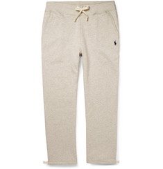 Polo Ralph Lauren - Fleece-Backed Cotton-Blend Jersey Sweatpants