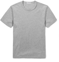James Perse Crew-Neck Cotton-Jersey T-Shirt