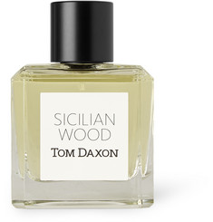 Tom Daxon Sicilian Wood Eau de Parfum - Citrus, Sandalwood, 50ml