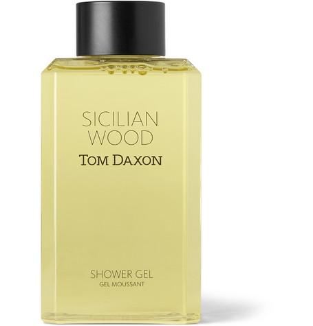 TOM DAXON SICILIAN WOOD SHOWER GEL, 250ML