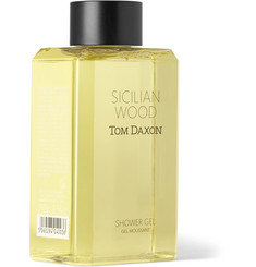 Tom Daxon Sicilian Wood Shower Gel, 250ml