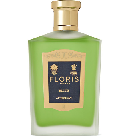FLORIS LONDON ELITE AFTERSHAVE, 100ML