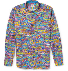 LimoLand Printed Cotton Shirt
