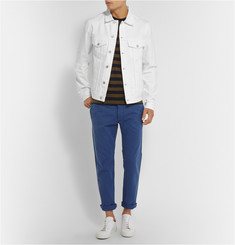 Officine Generale Selvedge Denim Jacket