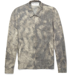 Our Legacy Tie-Dyed Linen Jacket