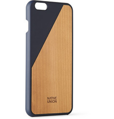 Native Union Clic Wooden iPhone 6 Plus Case