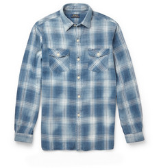 Polo Ralph Lauren Check Cotton-Flannel Shirt