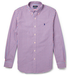 Polo Ralph Lauren Gingham Cotton Shirt