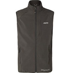 Musto Sailing Evolution Soft-Shell 4-Way-Stretch Gilet