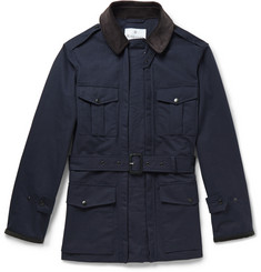 Kingsman Cotton-Ventile Field Jacket