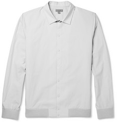 COS Cotton-Poplin Shirt Jacket
