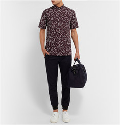 COS Printed Cotton-Poplin Shirt