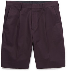 COS Stretch-Cotton Twill Shorts