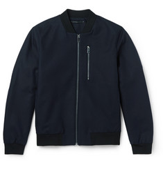 COS Cotton-Blend Bomber Jacket