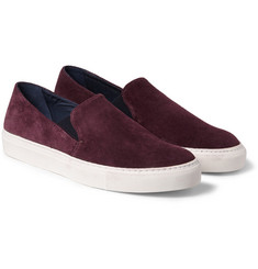 COS Suede Slip-On Sneakers
