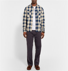 Neighborhood Regular-Fit Washed-Cotton Trousers