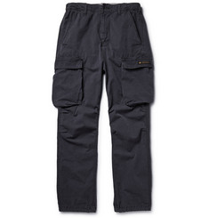 Neighborhood Washed Cotton Cargo Trousers