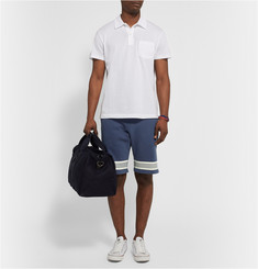 Gant Rugger Printed Loopback Cotton-Jersey Shorts