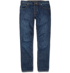 Hackett Newburg Slim-Fit Washed-Denim Jeans