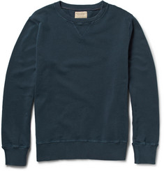 Nudie Jeans Sven Cotton-Jersey Sweater