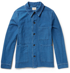 Nudie Jeans Julius Organic Denim Overshirt