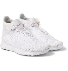 Nike - Free Inneva Woven High-Top Sneakers