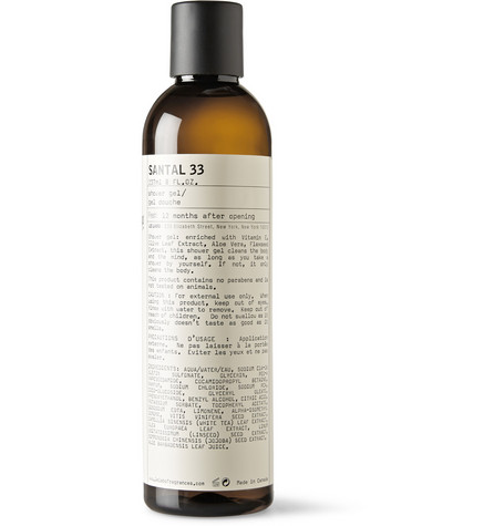 Le Labo Santal 33 Shower Gel, 237ml
