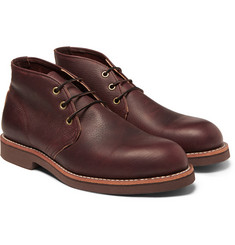 Red Wing Shoes Foreman Leather Chukka Boots