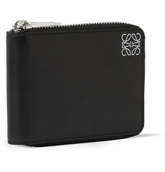 Loewe Zipped Leather Wallet