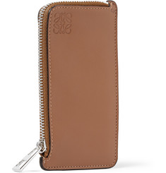 Loewe Leather Coin and Cardholder