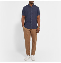 Theory Coppolo Slim-Fit Linen Shirt