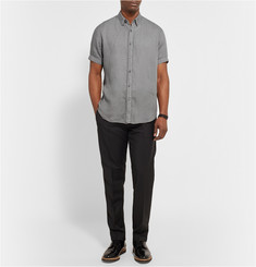 Theory Coppolo Linen Shirt