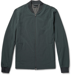 Theory Dimpsy Shell Bomber Jacket