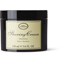 The Art of Shaving Unscented Shaving Cream, 150ml