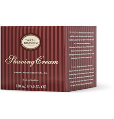 The Art of Shaving Sandalwood Shaving Cream 150ml
