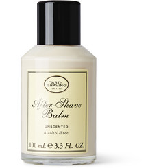 The Art of Shaving Unscented Aftershave Balm 100ml