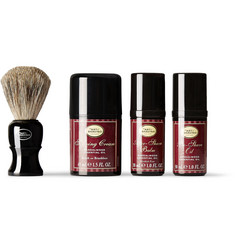 The Art of Shaving Sandalwood Initiation Kit