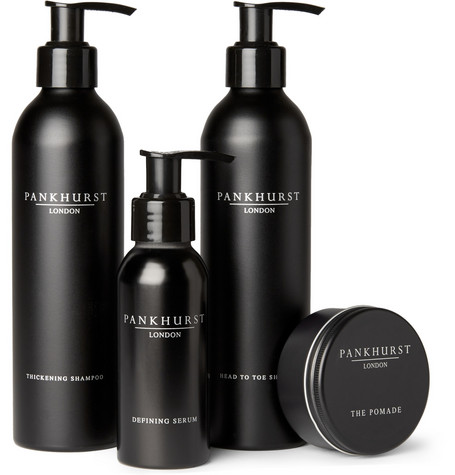 PANKHURST LONDON Hair Gift Box in Black