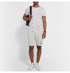 Marc by Marc Jacobs Printed Cotton-Jersey Shorts
